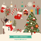 Cute-merry-christmas-elements 23-2147525533