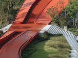 """Architecture archdaily """"Loop of Wisdom Museum & Recep. Center"""" """""""