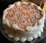 ^ Carrot cake
