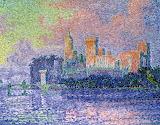 Palais des Papes Avignon, Paul Signac 1908
