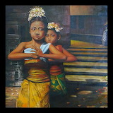 New bali dancers