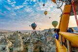 Cappadocia Turkey- Hot Air Ballooning