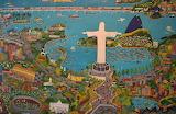 ^ Rio de Janeiro, Brazilian Naive Art