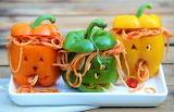 spaghetti peppers