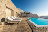 Greek Villa - Infinity Pool 3/3