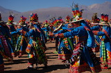 Andean festival