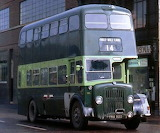 Daimler CVG6 1957 Leeds City Transport