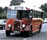 Bristol L6B 1948 Wilts & Dorset Motor Services
