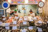 Fish market santiago chile