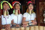 Kayan women Burma