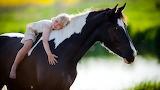 #Joy on a Horse