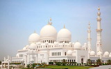 Cathedrals - Sheikh Zayed Grand Mosque - Abu Dhabi