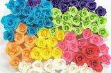 Sugar flowers @Dulcia Bakery