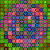 Circles within Dots