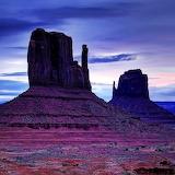 Desert Night...