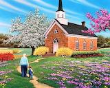 John-sloane-spring-painting