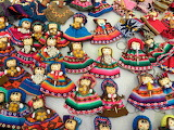 ^ Cusco, Peru craft dolls