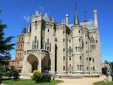 Astorga Antoni Gaudi Episcopal Palace