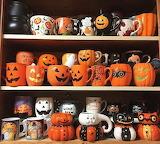Spooky mugs