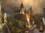 Hogwarts-Castle-Art