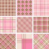 Plaid collage 09