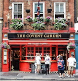 Covent Garden Pub - London England