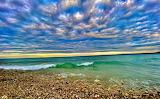 Mackinac Island Shoreline by Trisha Gerenraich