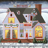 Christmas at the Candy Store - Art Poulin