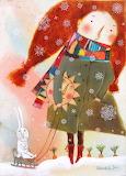 Winter sun - Anna Silivonchik