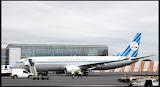 sixties airplane KLM