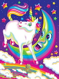 Lisa Frank art