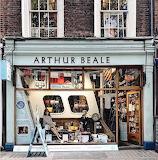 Arthur Beale Shop London England UK Britain