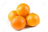 Pet pomorandzi slika