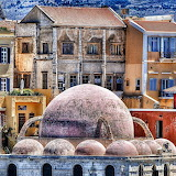 Colourful Chania