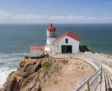 Point Reyes Lighthouse @ wikipedia.org...