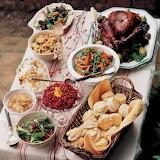 ^ Buffet Turkey Meal