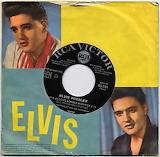 Elvis 45 RPM Record Sleeve