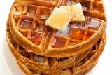 ^ Waffles