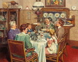 old fashion family diner