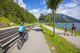 cycling, walking