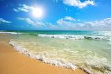 #Beautiful Weather on a Sunny Beach