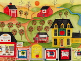 Quilts and apple pies - Cheryl Bartley