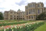 Audley End house & garden
