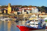 Getaria, Port