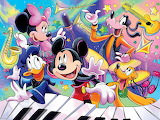 Disney Fab Five Music Concert