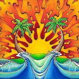 Island paradise, Adam Johnson