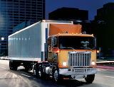 GMC Astro Semi Truck Trailer