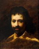 Portrait of a Gentleman Follower of Giuseppe Ribera