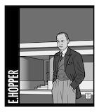 Delius, portrait de Edward Hopper