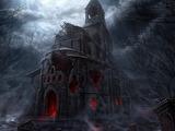 Gothic Haunted House